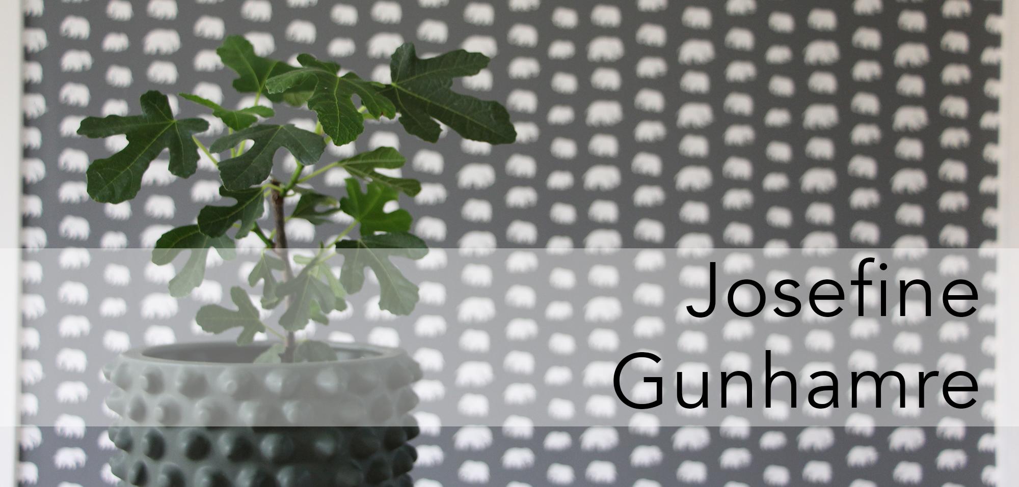 Josefine Gunhamre - Inredning och livsstil av Josefine Gunhamre