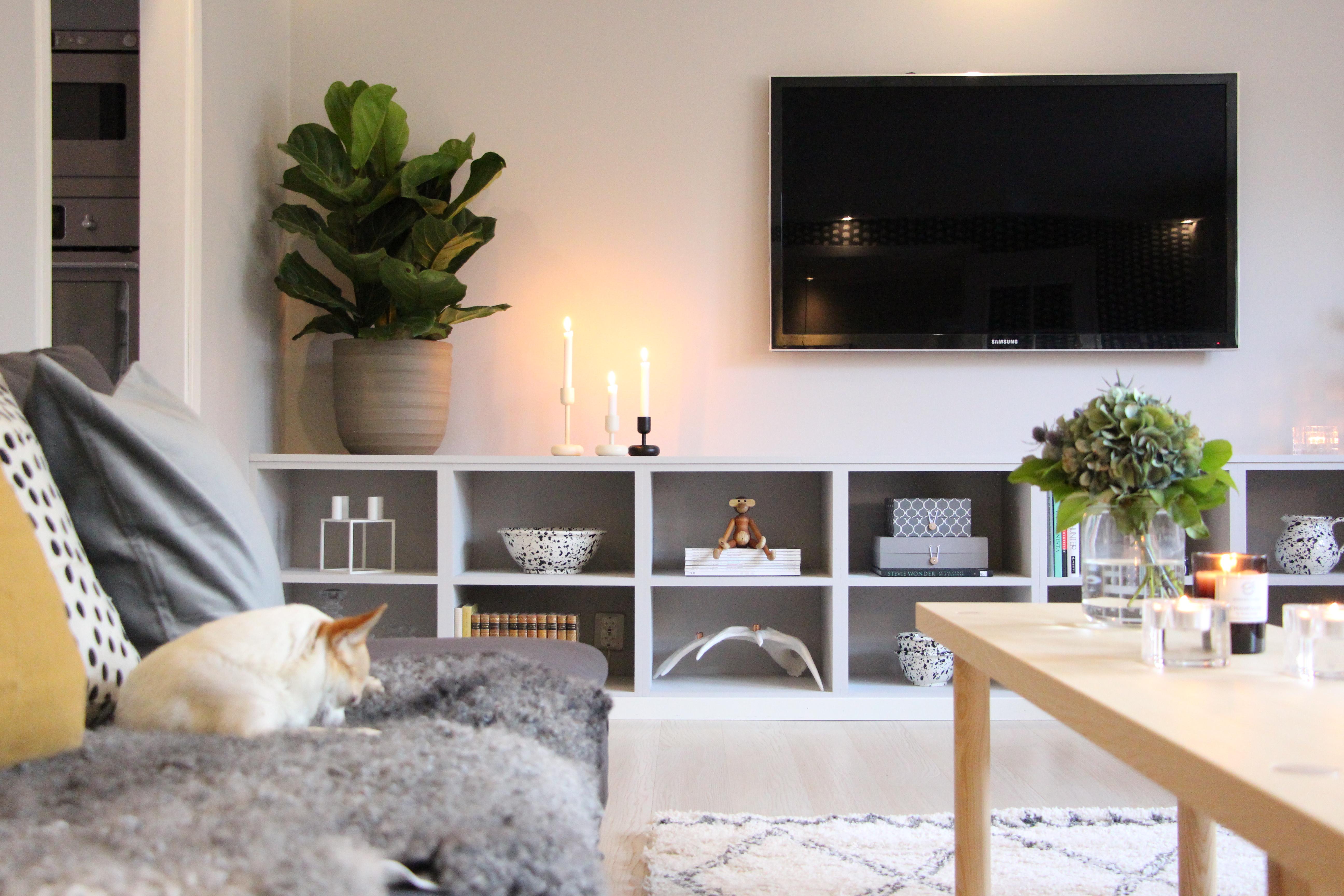 Det nya vardagsrummet